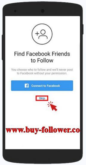 ساخت اکانت در اینستاگرام با شماره در موبایل - پیدا کردن دوستان فیس بوک در اینستاگرام